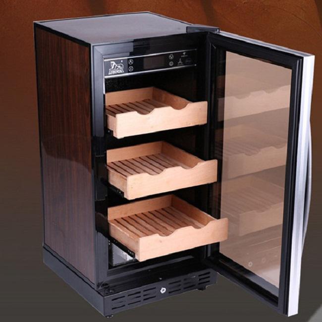 Lựa chọn tủ giữ ẩm cho xì gà