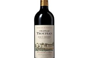 Tìm hiểu về rượu vang Pháp Chauteau Troupian Haut-Medoc