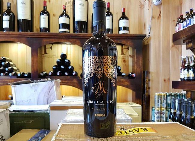Hệ thống câp bậc xếp loại rượu vang Ý