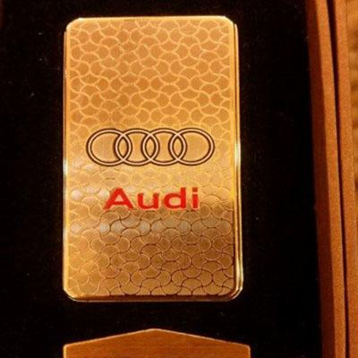 Bật lửa sạc điện USB Audi