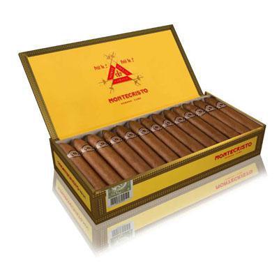 Xì gà Montecristo No.2 Habano 25 điếu