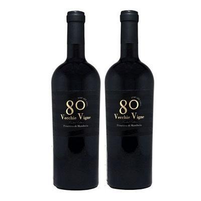 Rượu Vang 80_Vecchice Vigne Primitivo di...