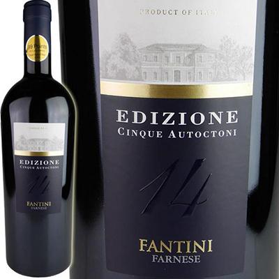 Rượu vang Ý Edizione Cinque Autoctoni Fantini