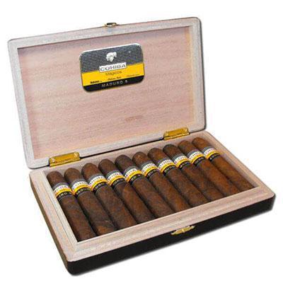 Xì gà Cohiba Manduro 5 Genios 25 điếu