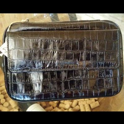 Túi da đựng  phụ kiện xì gà  Martin Wess