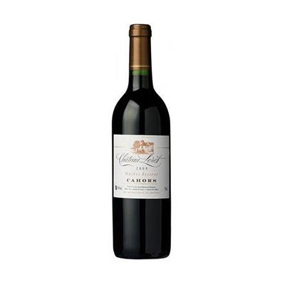 Rượu vang Pháp Chateau leret reserve