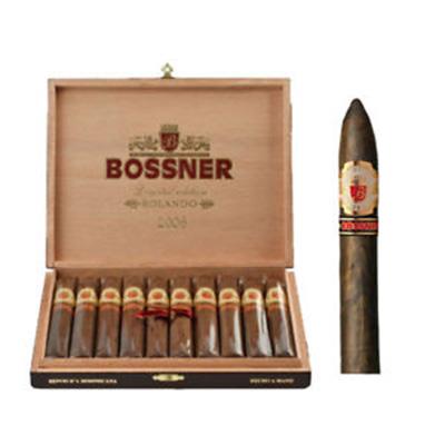 Xì gà Bossner Maduro Rolando Torpedo 10